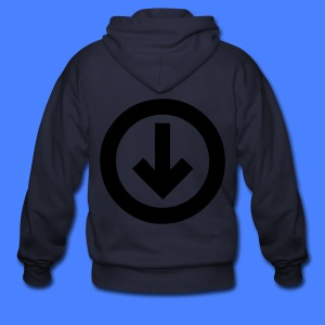 Under The Influence Zip Hoodies/Jackets - stayflyclothing.com - Men's Zip Hoodie