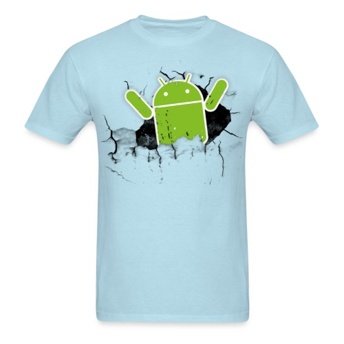 Android breaker  - Men's T-Shirt