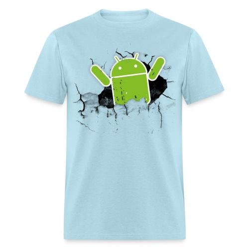 Android breaker  - Men's T-Shirt
