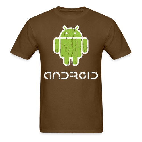 android 2 - Men's T-Shirt
