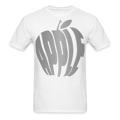 grey apple - Men's T-Shirt