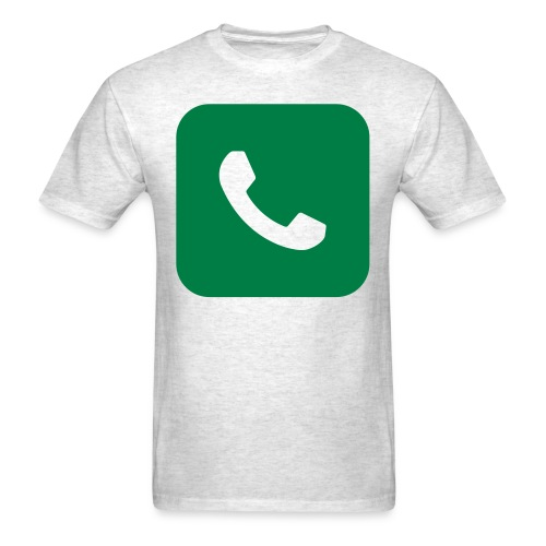 Phone  - Men's T-Shirt