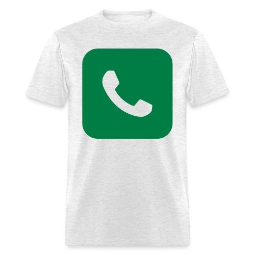 Phone  - Men's T-Shirt