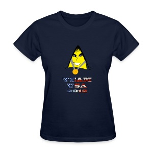 I Love The Olympics - Women's T-Shirt