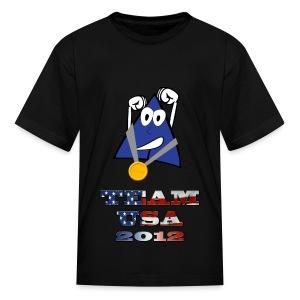 I Love The Olympics - Kids' T-Shirt