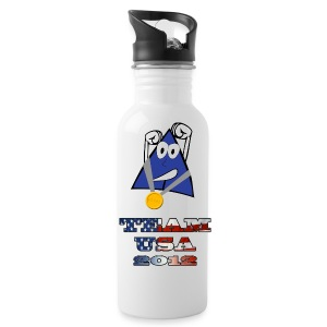 I Love The Olympics - Water Bottle