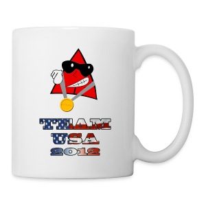 I Love The Olympics - Coffee/Tea Mug