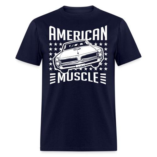 Pontiac GTO American Muscle - Men's T-Shirt