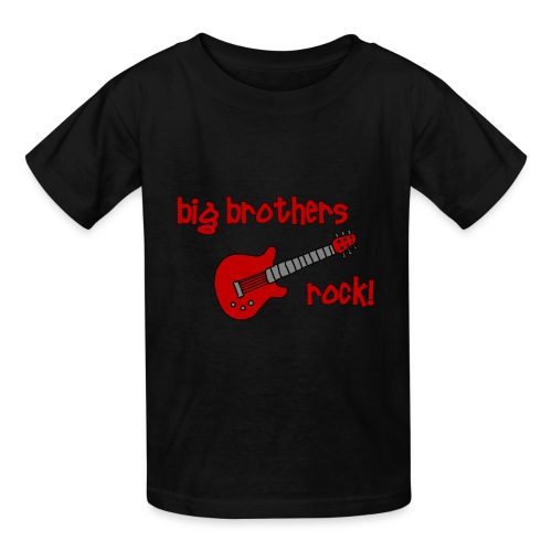 Big Brother's Rock - Kids' T-Shirt