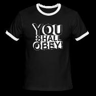 T-Shirts ~ Men's Ringer T-Shirt ~ Article 10304922