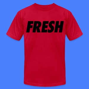 Fresh T-Shirts - stayflyclothing.com - Men's T-Shirt by American Apparel