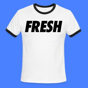 Fresh T-Shirts - stayflyclothing.com - Men's Ringer T-Shirt