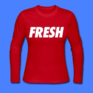 Fresh Long Sleeve Shirts - stayflyclothing.com - Women's Long Sleeve Jersey T-Shirt