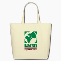Earth exploited Bags