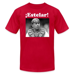 ¡Estelar! - Men's T-Shirt by American Apparel