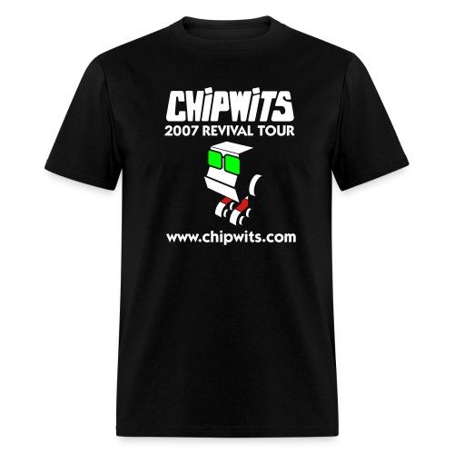 Lightweight cotton T-Shirt - Revival Tour - Men's T-Shirt