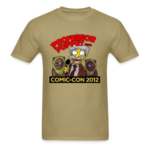 PROFESSOR PUPPET SHIRT - COMIC CON 2012 - Standard Wt. Shirt - Men's T-Shirt