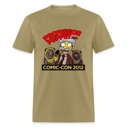 PROFESSOR PUPPET SHIRT - COMIC CON 2012 - Standard Wt. Shirt - Men's T-Shirt