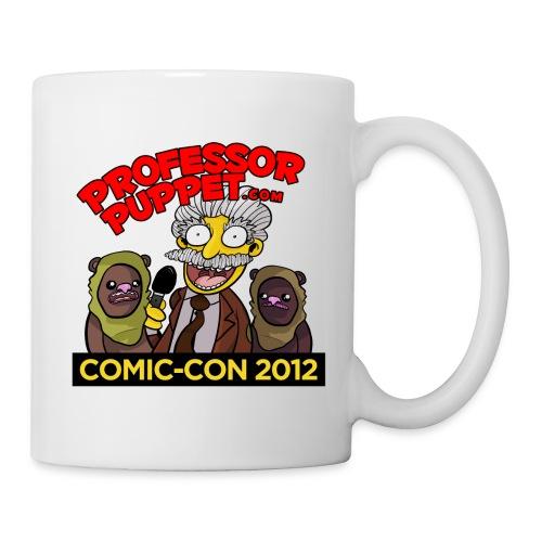 PROFESSOR PUPPET MUG - Coffee/Tea Mug