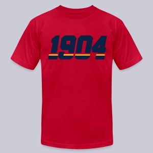 1904 - Men's T-Shirt by American Apparel