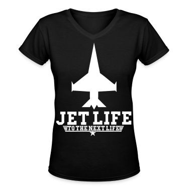 Jet Life To The Next Life Women's T-Shirts - stayflyclothing.com