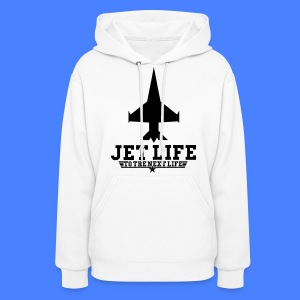 Jet Life To The Next Life Hoodies - stayflyclothing.com - Women's Hoodie