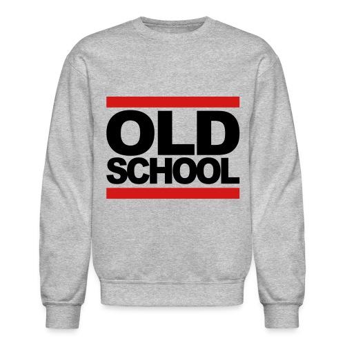 Old School - Crewneck Sweatshirt