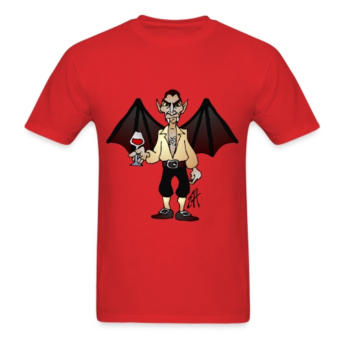 old vamp - Men's T-Shirt