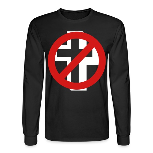 Faith Long Sleeve - Men's Long Sleeve T-Shirt