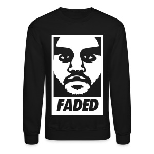 The Faded Crewneck - Crewneck Sweatshirt