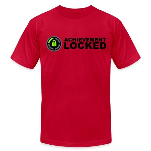 Achievement Locked - Men's Fine Jersey T-Shirt