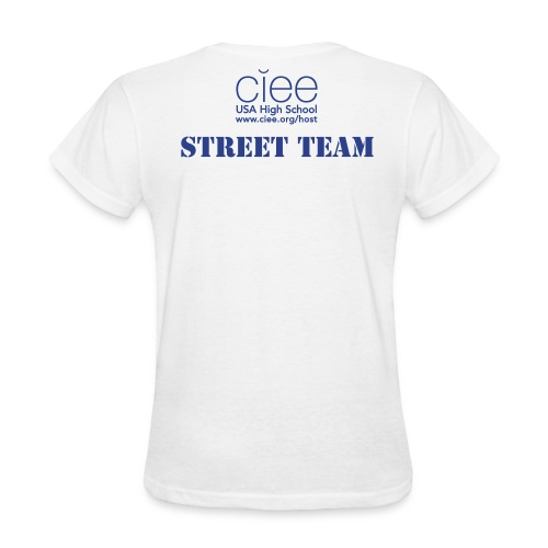 Street Team- Womens Basic - Women's T-Shirt