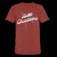 T-Shirts ~ Unisex Tri-Blend T-Shirt ~ Lake Charlevoix