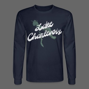Lake Charlevoix - Men's Long Sleeve T-Shirt