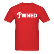 T-Shirts ~ Men's T-Shirt ~ Pwned