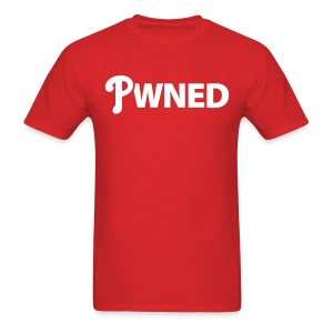 Pwned - Men's T-Shirt