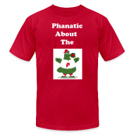 T-Shirts ~ Men's T-Shirt by American Apparel ~ Phanatic About