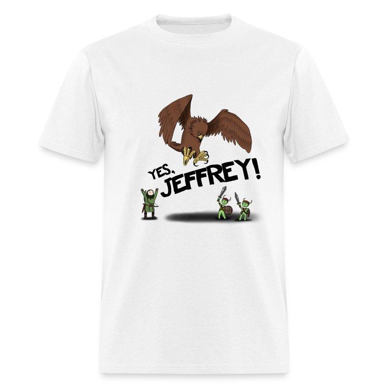 Jeffrey Manshirt - Men's T-Shirt
