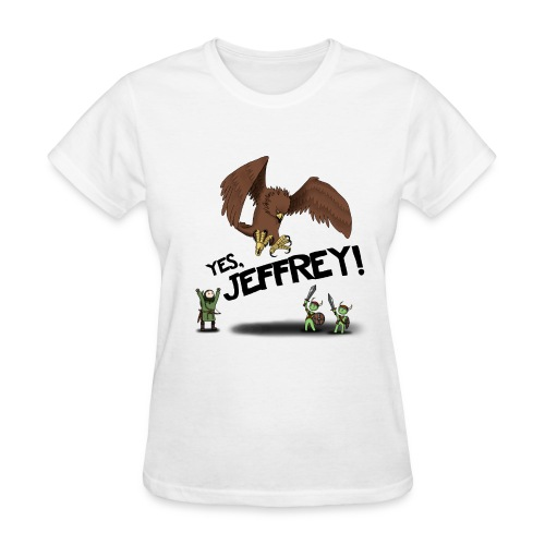 Jeffrey Womanshirt - Women's T-Shirt