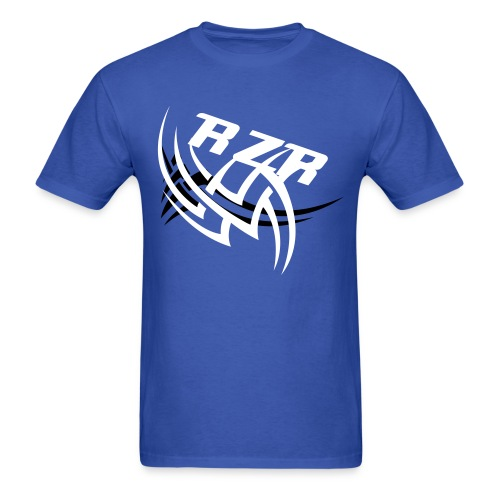 RZR Rider Blue Limited Edition Tee - Men's T-Shirt