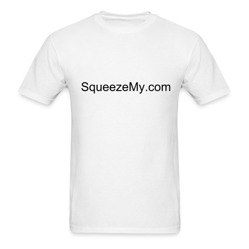 SqueezeMy.com 1 - Men's T-Shirt
