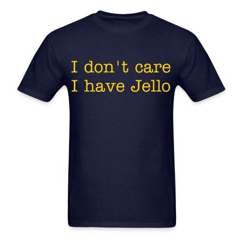 Jello - Men's T-Shirt