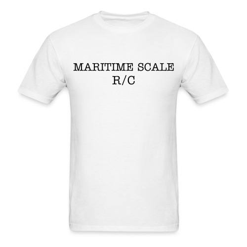 Maritime Scale RC T - Men's T-Shirt