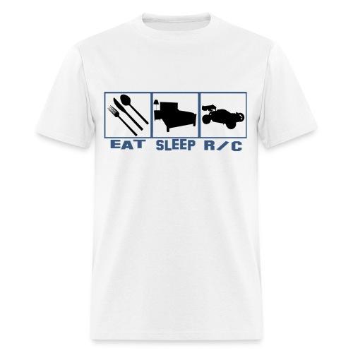 Eat Sleep T - Men's T-Shirt