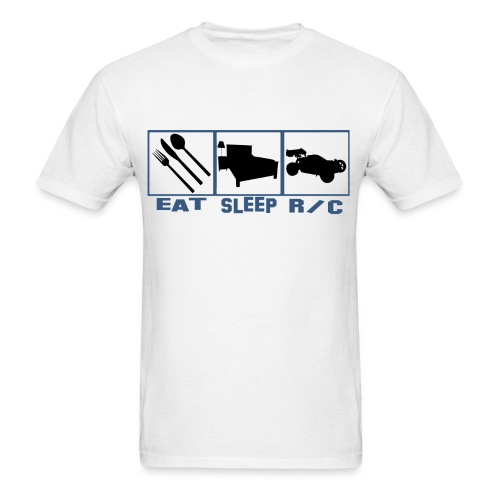 Eat Sleep T - Men's T-Shirt