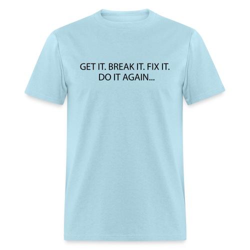 EAT,SLEEP - Men's T-Shirt