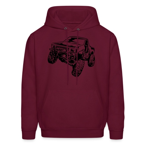 Trail Truck sweat - Men's Hoodie