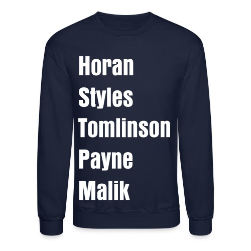 One Direction - Crewneck Sweatshirt