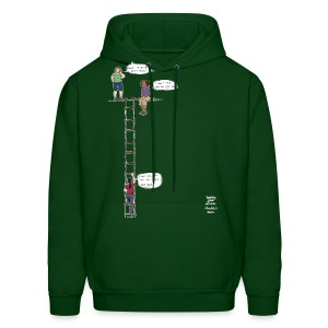 Overhanging Cliff Sweatshirt - XL - Men's Hoodie