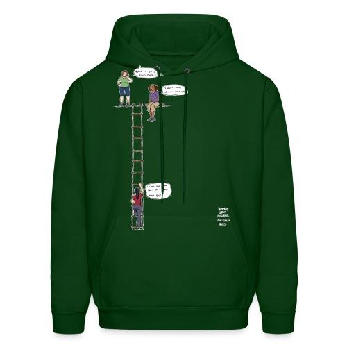 Overhanging Cliff Sweatshirt - XL - Men's Hoodie